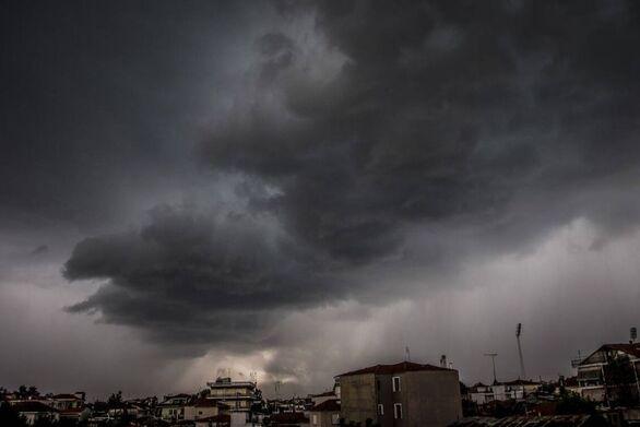 Έρχεται κακοκαιρία - εξπρές - Θα επηρεάσει και τη Δυτική Ελλάδα