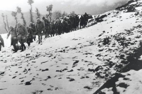 Γράμματα Αχαιών στρατιωτών από το μέτωπο στα τέλη του 1940!
