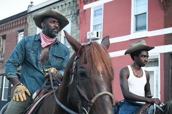 Concrete Cowboy: Στο Netflix η ταινία του Ίντρις Έλμπα (video)