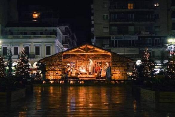 Τα πρώτα στοιχεία από τον φετινό χριστουγεννιάτικο σχεδιασμό της Πάτρας