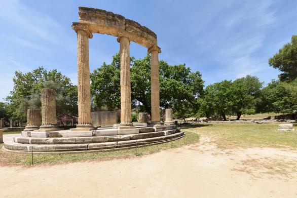 Διαδικτυακή πλατφόρμα για την τουριστική προβολή και ανάδειξη της Αρχαίας Ολυμπίας