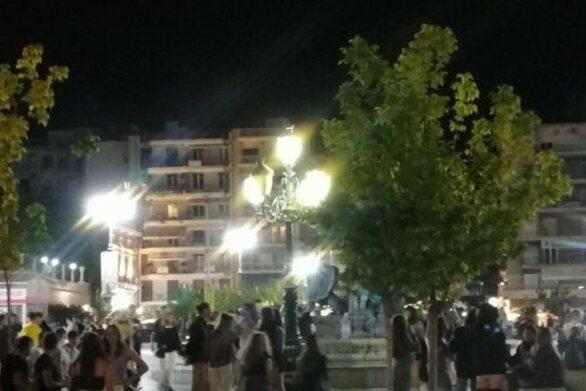 """Κορωνοϊός: Έρχονται στην """"κίτρινη"""" Πάτρα για να διασκεδάσουν το Σαββατοκύριακο"""
