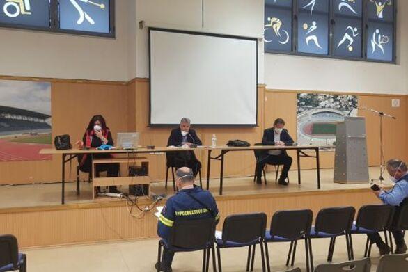 Σύγκλιση Συντονιστικού Τοπικού Οργάνου (Σ.Τ.Ο.) Δήμου Πατρέων ενόψει της χειμερινής περιόδου