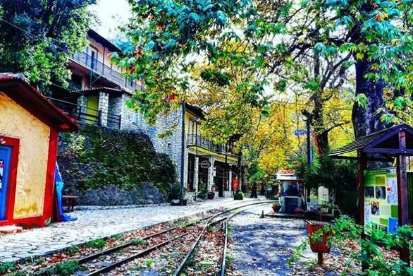 Ζαχλωρού: Το κουκλίστικο χωριό της Αχαΐας (pics)