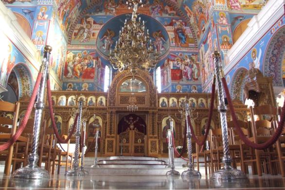 Κορωνοϊός: Τρία θετικά κρούσματα σε εκκλησία της Πάτρας