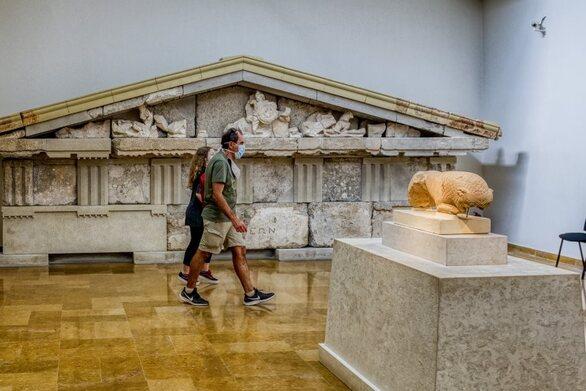 Πτώση 81,9% στον αριθμό επισκεπτών των μουσείων της χώρας τον Ιούλιο