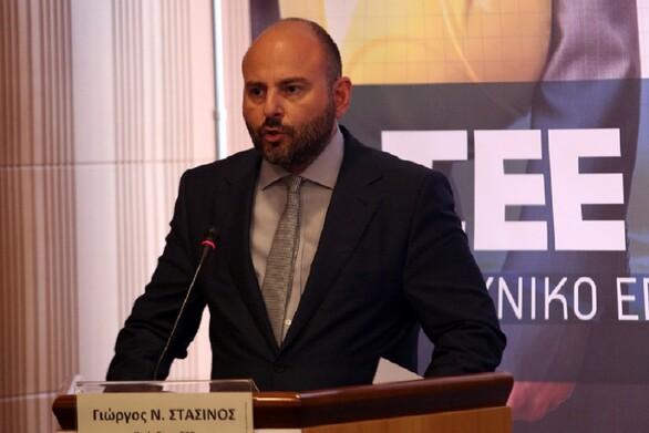 Μήνυμα του Προέδρου ΤΕΕ για την επέτειο της εξέγερσης του Πολυτεχνείου