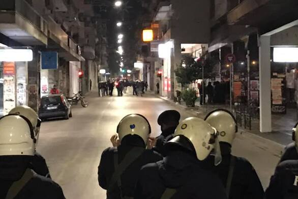 """Φοιτητικοί Σύλλογοι - Πάτρα: """"Απαιτούμε να αφεθούν ελεύθεροι οι συλληφθέντες διαδηλωτές"""""""