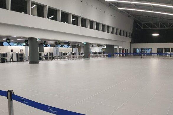 Αεροδρόμια: Πτώση 68% το 10μηνο - Μόλις 18,9 εκατ. οι επιβάτες