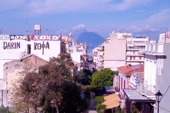 Οι σκάλες της Γεροκωστοπούλου σε «mood» καραντίνας