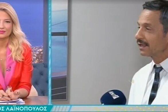 """Νίκος Λαϊνόπουλος: """"Oι Άγριες Μέλισσες είναι η πρώτη μου επαγγελματική δουλειά"""""""
