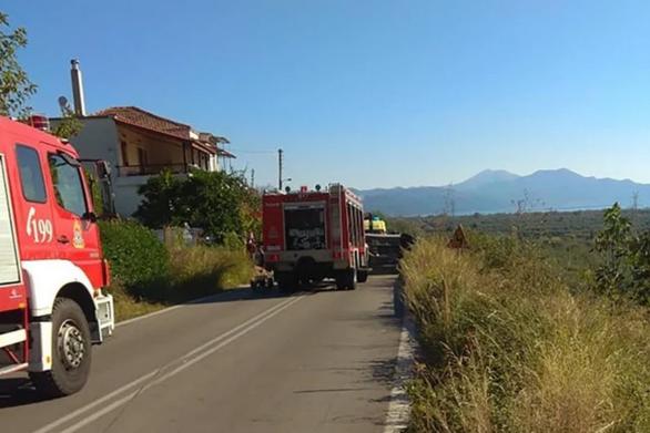 Δυτική Ελλάδα: Νεκρός 39χρονος οδηγός σε τροχαίο στην Παραβόλα