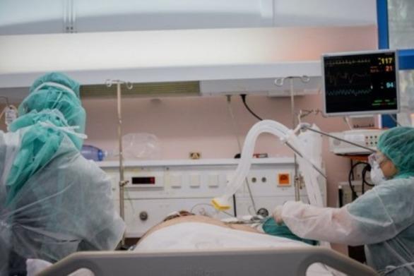 Ηλεία: Διασωληνώθηκε 78χρονη με κορωνοϊό στο γενικό νοσοκομείο
