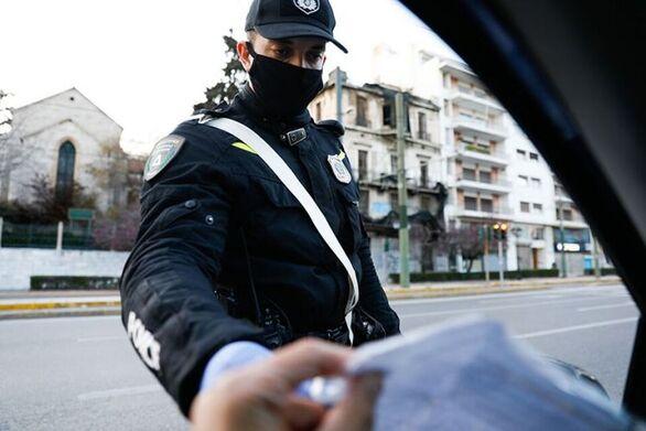 Κορωνοϊός: Πάνω από 1.000 πρόστιμα σε ένα 10ήμερο στη Δυτική Ελλάδα, 426 στην Αχαΐα