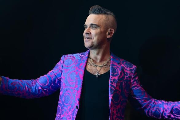 Νέο χριστουγεννιάτικο τραγούδι από τον Robbie Williams