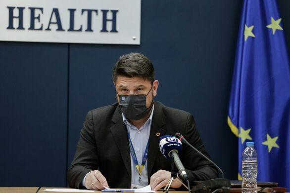 Χαρδαλιάς: Στη Βόρεια Ελλάδα δεν έχουμε τα αποτελέσματα που θέλουμε