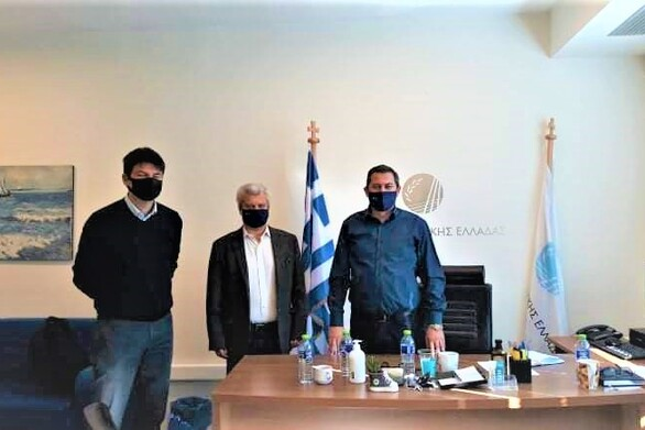 Δυτική Ελλάδα: Συνεργασία Βασιλόπουλου - Καλαβρουζιώτη για την επιστημονική στήριξη του πρωτογενούς τομέα