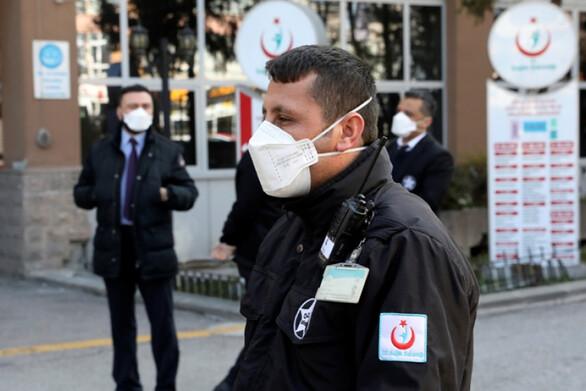 Τουρκία-κορωνοϊός: Ρεκόρ ημερήσιων θανάτων
