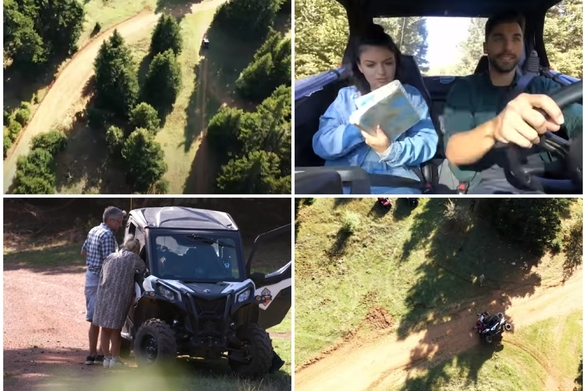 Bachelor: Η εκδρομή στα Καλάβρυτα βγήκε «ξινή» - Αναποδογύρισε το αμάξι της παραγωγής (video)