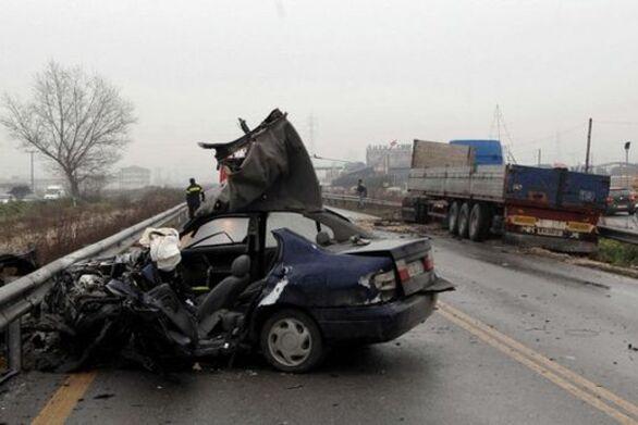 Το 65% των θανατηφόρων τροχαίων προκαλείται από παραβίαση κανόνων κυκλοφορίας