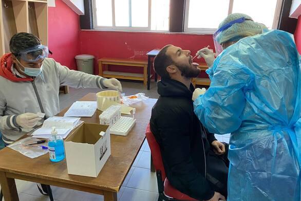 Παναχαϊκή: Ακόμα ένα τεστ Covid-19 για τους «κοκκινόμαυρους»