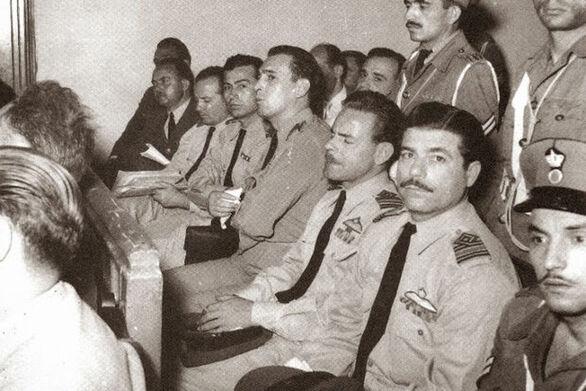 Σαν σήμερα 28 Νοεμβρίου τελειώνει η Δίκη των Αεροπόρων
