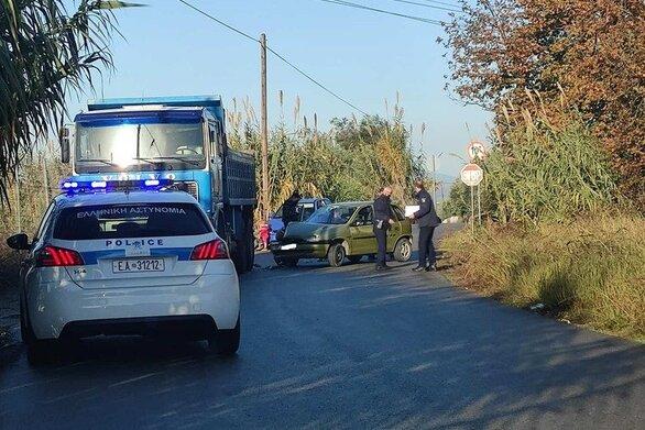 Δυτική Ελλάδα: Τροχαίο με τραυματισμό στο Ψηλογέφυρο Αγρινίου