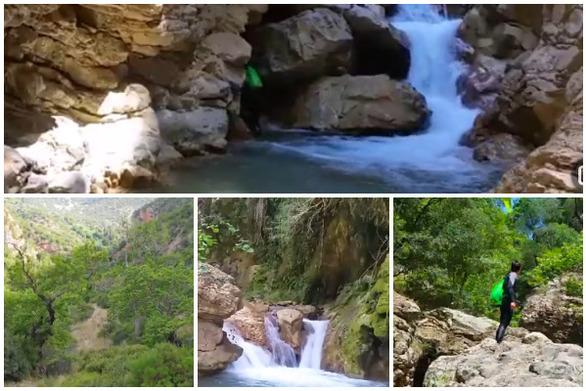 Φωκίδα - Ταξιδεύοντας στους εντυπωσιακούς καταρράκτες της Σεργούλας (video)