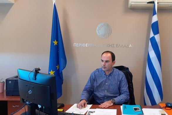 Η Περιφέρεια Δυτ. Ελλάδας συμμετείχε σε ημερίδα για την προστασία και διαχείριση των ακτών