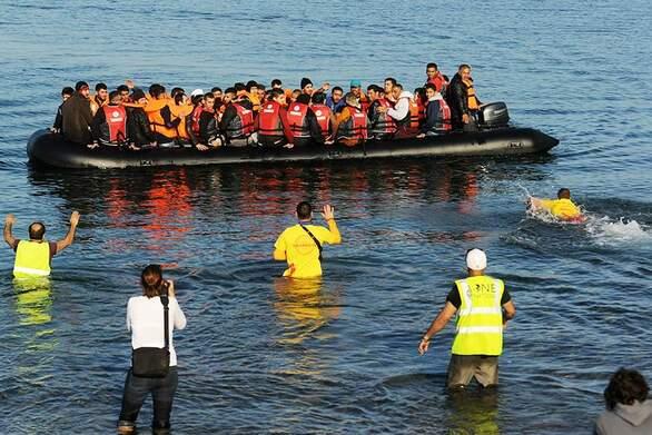 Μεταναστευτικό - 92% μείωση αφίξεων το τελευταίο 8μηνο