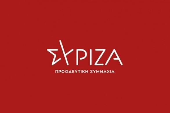 Ο ΣΥΡΙΖΑ Αχαΐας σχετικά με την απώλεια του Χρήστου Τσακανίκα