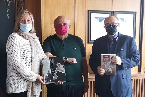 Ο Σύλλογος «Κωστής Παλαμάς» ευχαριστεί τη Σύγκλητο του Πανεπιστήμιου Πατρών