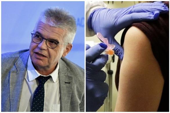 """Γώγος - Κορωνοϊός: """"Να εμβολιαστούν όλοι οι επώνυμοι για να πειστεί ο κόσμος"""""""