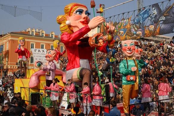 Η Νίκαια αναβάλλει το περίφημο καρναβάλι της λόγω κορωνοϊού