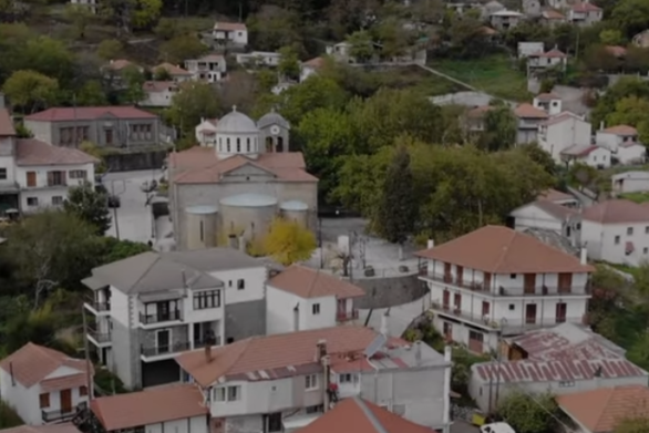 Ένα μοναδικό ταξίδι στο ιστορικό Κρίκελλο της Ευρυτανίας (video)