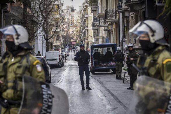 Επέτειος Γρηγορόπουλου: 135 συλλήψεις της ΕΛ.ΑΣ. στην Αθήνα