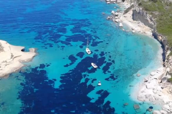 Ταξιδεύοντας σε ένα άγνωστο νησί στις εσχατιές της Ελλάδας (video)