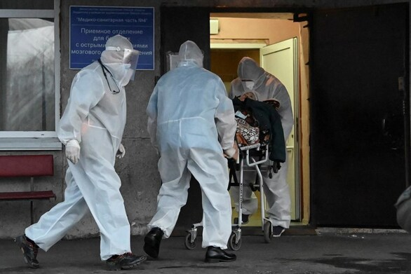 Ρωσία: Ξεκίνησε ο εμβολιασμός σε όλη την επικράτεια για τον Covid-19