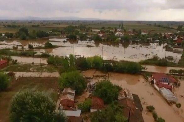 Καρδίτσα: Χωρίς αποζημιώσεις παραμένουν οι πληγέντες αγρότες από τον «Ιανό»