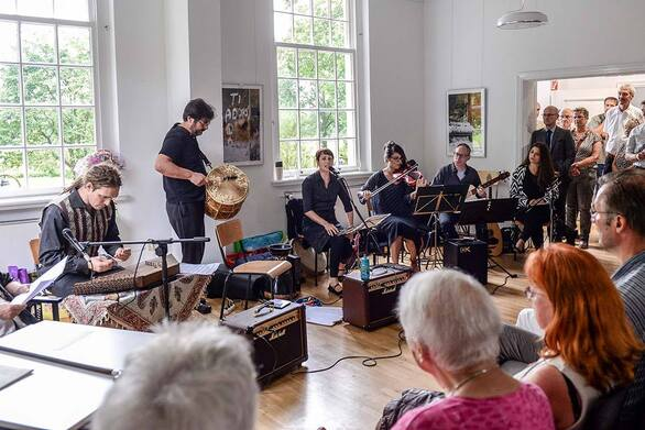 Πατρινός μουσικός που ζει στη Γερμανία μελοποίησε την ποίηση της Σαπφούς