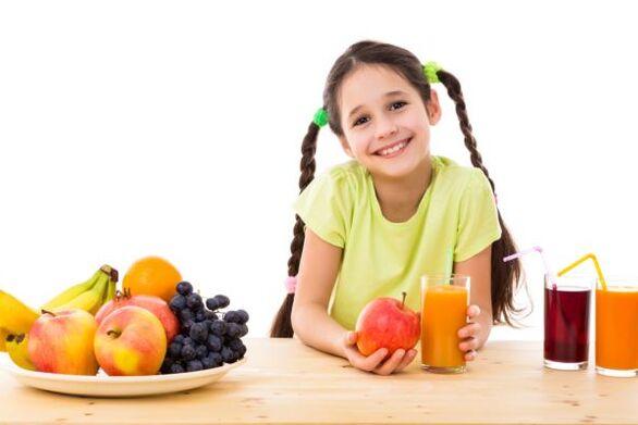 Η σημασία των λαχανικών για ένα παιδί