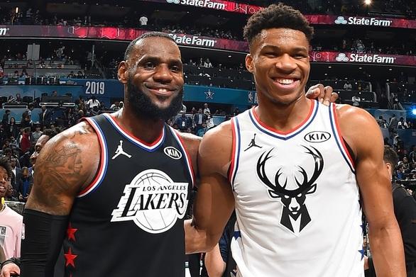 Bleacher Report: Ο Αντετοκούνμπο δεύτερος καλύτερος παίκτης του NBA