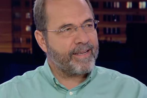 """Μαρίνος Σκανδάμης: """"H Eλληνική Δημοκρατία μέσα από τα μάτια των άλλων"""""""