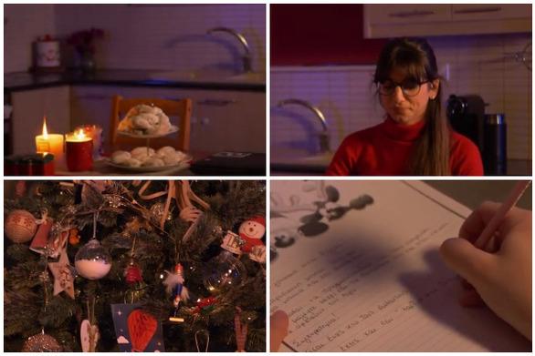 """""""Η μαγεία των Χριστουγέννων"""" - Ένα βίντεο που γυρίστηκε στην Πάτρα και ξετυλίγεται σαν παραμύθι"""