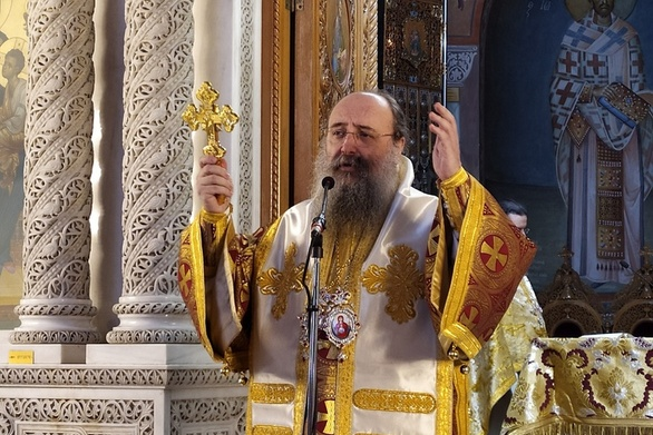 """Ιερά Μητρόπολη Πατρών: """"Με λαμπρότητα εορτάσθη η μεγάλη εορτή των Χριστουγέννων"""""""