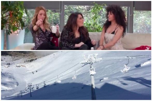 """Οι """"Roomies"""" """"ταξίδεψαν"""" στο Χιονοδρομικό Κέντρο Καλαβρύτων (video)"""