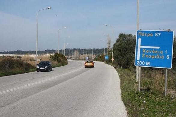 Εγκρίθηκε ο διαγωνισμός για τις παρεμβάσεις στην Πατρών-Πύργου - Το 2024 ο νέος αυτοκινητόδρομος (video)