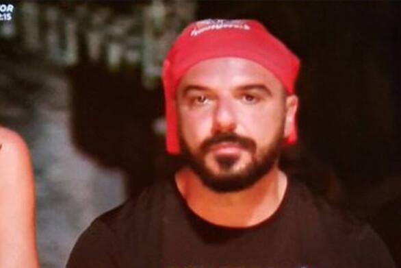 «Λύγισε» ο Τριαντάφυλλος στο Survivor (video)