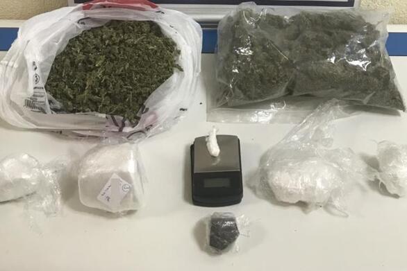 Πάτρα: Κοκαΐνη και κάνναβη έχουν γίνει τα ναρκωτικά της… διπλανής πόρτας!