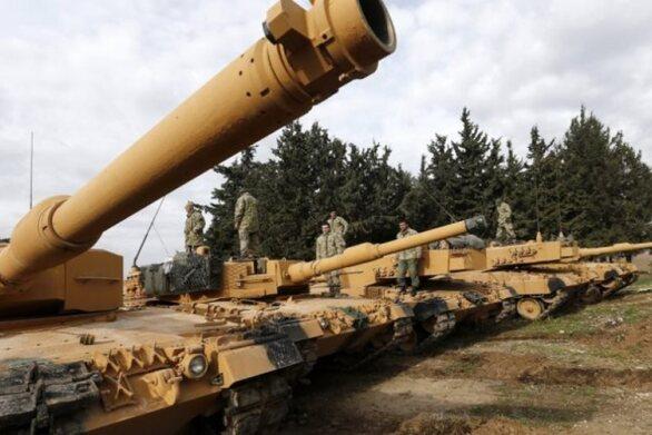 Γερμανία: Πούλησε όπλα άνω του 1 δισ. ευρώ σε Τουρκία, Αίγυπτο, Κουβέιτ και Κατάρ